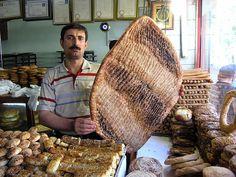 Gaziantep, Turkey. Fantastic Bread