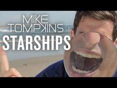 Starships - Nicki Minaj - Mike Tompkins  waaayy better than NIcki Minaj version and fav part is 3:21 :)