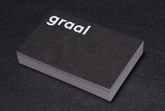 Picture of 2 designed by Untitled — Paris for the project Graal Architecture. Published on the Visual Journal in date 2 April 2015