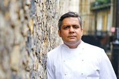Chef Vivek Singh. One of the fantastic chefs in London. http://www.cinnamonclub.com/
