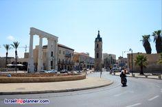 Jaffa Clock Tower, Tel Aviv, Israel