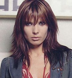 Long with bangs hair style image 12.