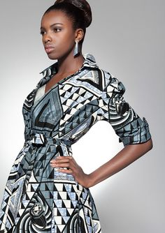 Vlisco Parade Of Charm Collection Fashionlooks