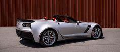 2017 Chevrolet Corvette Z06 convertible 3LZ