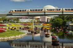 UPDATED information for 2015 - International Flower & Garden Festival at Epcot