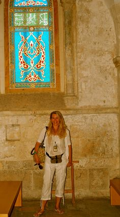 room on top, of where the Last Supper was, Israel