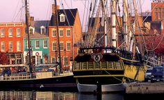 Fells Point Top 10 things to do in Baltimore, my stomping grounds when I lived in Baltimore for tech school. All the tourists go to the inner harbor, but this is where the locals go. I love the cobblestone streets