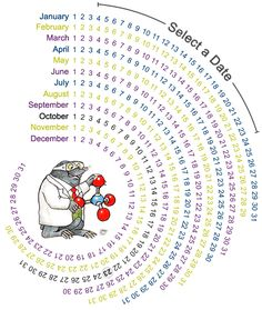 Day In Chemistry - choose a date to find out what is celebrated on any particular day.  Twitter: @suesearle http://www.rsc.org/learn-chemistry/collections/chemistry-calendar/october-23#otdic_content?utm_content=23-October-2017&utm_source=twitter&utm_medium=social&utm_campaign=mkt-dir-otd