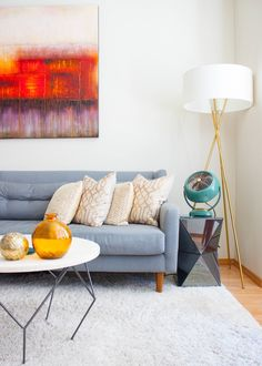 House Tour: A Small Pacific Northwest Gem | Apartment Therapy