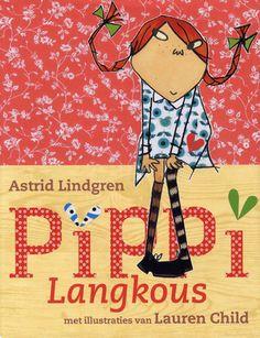Pippi ziet er wat raar uit met haar stijve vlechten, vreemde jurken en veel te grote schoenen. Maar voor haar buurkinderen is zij de sterkste, de stoutste en vooral de leukste kameraad. Voorlezen vanaf ca. 7 jaar, zelf lezen vanaf ca. 9 jaar.