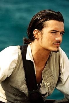 Orlando Bloom. Or William Turner :)