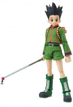 Action Figure Max Factory Hunter × Hunter Gon Freaks #brinquedosimportados #brinquedoseducativo #brinquedosonline