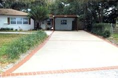 Image result for Driveway garage tile, Brick decor design idea Brick Border, Flagstone, Sidewalk, Garage, Yard, Tile, Google Search, Design, Decor