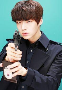 Ahn jae hyun you're all surrounded kdrama Ahn Jae Hyun, Lee Hyun, Hot Korean Guys, Korean Men, New Actors, Actors & Actresses, Asian Actors, Korean Actors, Korean Dramas