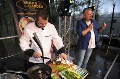 Hodowla i przetwórstwo ślimaków, w tym kawioru! - Uczestnicy Top Chef, Hell's Kitchen i Snails Garden w Jury konkursu Beef&Grill!