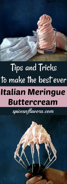 italian meringue buttercream frosting recipe smooth creamy buttercream recipe no sweet buttercream buttercream frosting for cakes cupcakes
