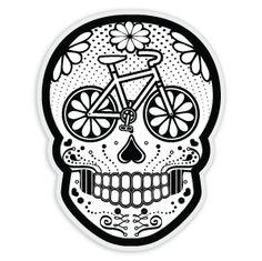 Feliz Día de Muertos...en bici :)