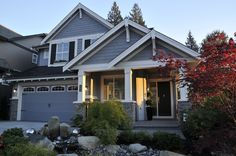 Exterior House Painting Coquitlam