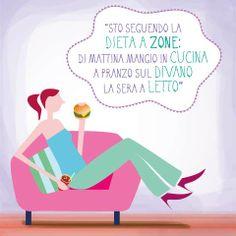 Cosa ne dite è una dieta che funziona? #territori #dieta #perfetta