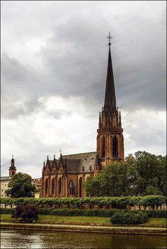 Three Kings Church – Frankfurt, Germany