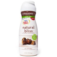 Best New Beverage Flavoring - Coffee-Mate Natural Bliss Low Fat Chocolate