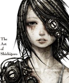 [ $28.71 ] The Art of Shichigoro. This is the first collection of shichigoro-shingo's digital paintings, encompassing both his personal and commercial works