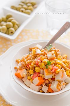 Ensalada de lentejas ¡en tan solo 10 minutos!, receta con fotografías paso a paso. Una ensalada económica, deliciosa, refrescante,¿te la vas a perder?.