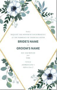 Wedding Invitations Templates Designs Vistaprint Printing Wedding Invitations Wedding Invitations Custom Wedding Invitations