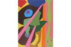 JOOST DE JONGE - SUNLIGHT - ACRYLIC AND OIL ON CANVAS - 63 X 43.5 INCHES - 2007 | Bill Lowe Gallery Sunlight, Lowes, Oil On Canvas, Gallery, Outdoor Decor, Artist, Home Decor, Solar String Lights, Sun Light