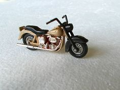Vintage 1980 Lesney Matchbox Superfast Tan #50 Harley Davidson Motorcycle MINT - http://www.matchbox-lesney.com/?p=19100