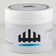 Crowne Combes All Natural Classic Pomade 4oz *** This is an Amazon Affiliate link. Click image to review more details.