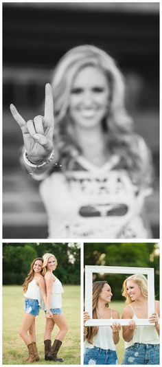 We grabbed some snaps with Abby's best friend Maggie and also her little sister.  Here is the last end of Abby's shoot!!