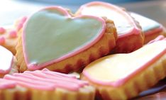 These Custard Cookies are a lovely melt-in-your-mouth treat. Perfect for afternoon tea!