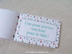 En Janvier dernier, je vous présentais le carnet de Bons pour Papa qu'Amandine m'avait commandé pour son homme ( à revoir par ICI ), à l...