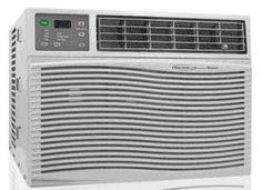 12,000 BTU Window Air Conditioner w/ Auto Restart & Remote Control - Energy Star by Soleus SG-WAC-1 by Soleus. $298.65. R-410A Refrigerant. Remote Control. Energy Saving Mode. 24 Hour Timer. Digital Thermostat. Experience Comfort with our Curve style Window Air Conditioner, with 12,000 BTU power to cool a 350 to 400 square foot room. For increased efficiency and reliability we use R-410A refrigerant, running on 115V power supply, with 1110 watt capacity. This unit uses a...
