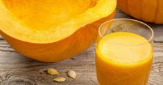 Delicious, Fresh Juice Recipes to try at Home - Juicing for Health Pumpkin Juice, Pumpkin Smoothie, Apple Smoothies, Yummy Juice Recipes, Yummy Drinks, Beetroot Juice Benefits, How To Make Pumpkin, Snacks Sains, Juice Fast