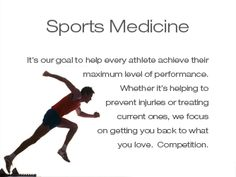 athletic trainer: I love my job! Future Jobs, Future Career, Career Goals, Athletic Trainer, Sports Medicine, Injury Prevention, Love My Job, Physical Therapy, Quotes To Live By