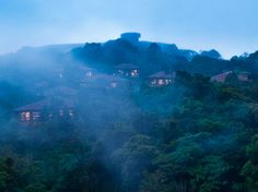 180 acres of pristine property nestled in the heart of the rain forest. Vivanta by Taj- Madikeri, Coorg