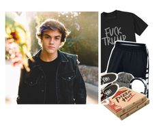 """""""& — ootd"""" by fcirytales ❤ liked on Polyvore featuring NIKE, Abercrombie & Fitch, Nixon, Masquerade and Hollister Co."""