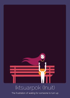 Gorgeous Illustrations Of 'Untranslatable' Words From Different Languages - DesignTAXI.com