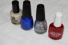 China Glaze Nail Polish to Give Yourself a Manicure at Home!