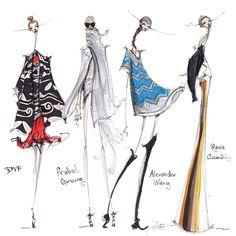 6 ilustradores de moda para seguir en Instagram - Cultura Colectiva - Cultura Colectiva
