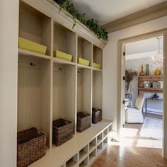 Lockers Cubbies Design, Pictures, Remodel, Decor and Ideas - page 7