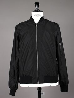 Tech Bomber Jacket by Odeur SS15 - Aplace.com