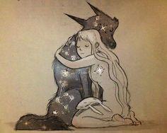 The Narrative Illustrations of Chiara Bautista (aka Milk)   The Dancing Rest