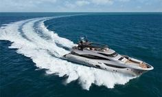 Monte Carlo Yachts breaks into America with MCY 105 debut