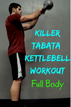 tabata kettlebell workout