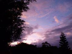 The sky above Vilcabamba