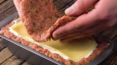 These 7 Recipes Are For Anyone Who Knows How Delicious Lasagna Is Healthy Chicken Recipes, Meat Recipes, Cooking Recipes, Lasagna Casserole, Casserole Recipes, Easy Healthy Breakfast, Breakfast For Kids, Carnival Food, Sunday Recipes