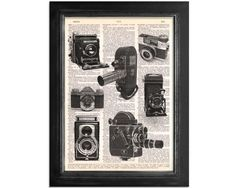 Want this for my wall! #retro #camera